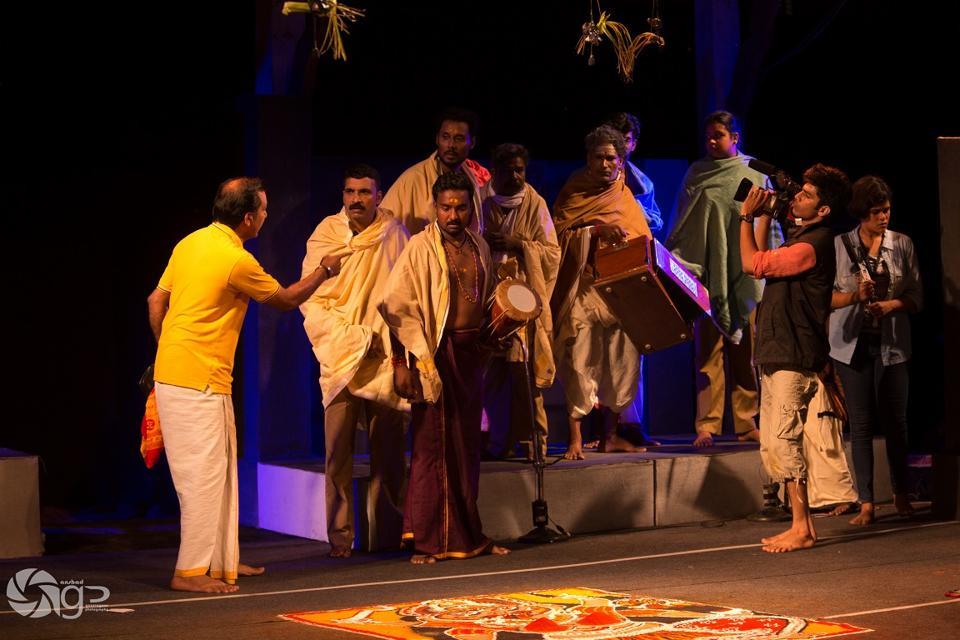 Mahindra theatre festival,Meta 2017,Barbadhu