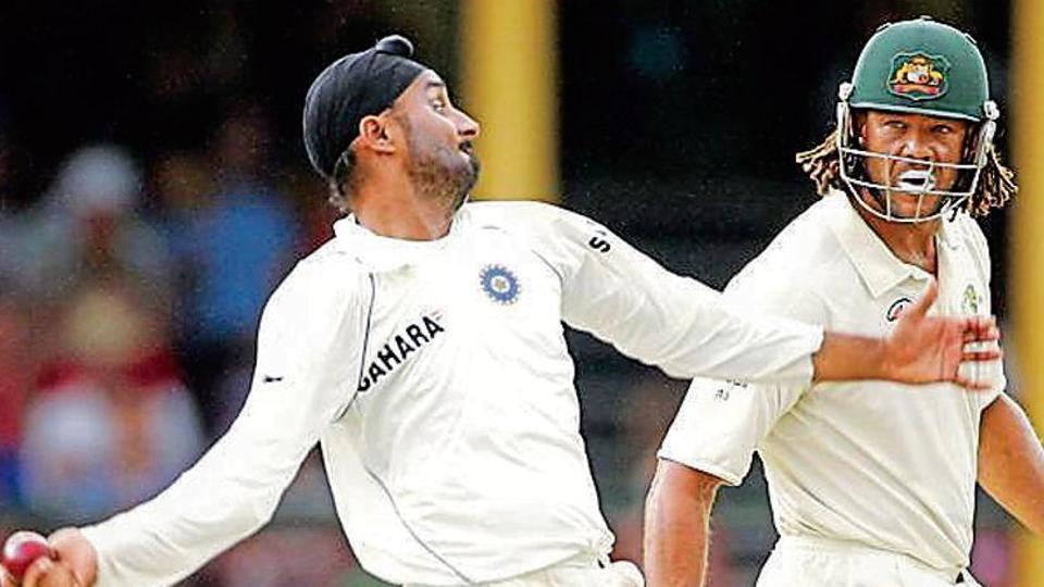India vs Australia,Harbhajan Singh,Sourav Ganguly