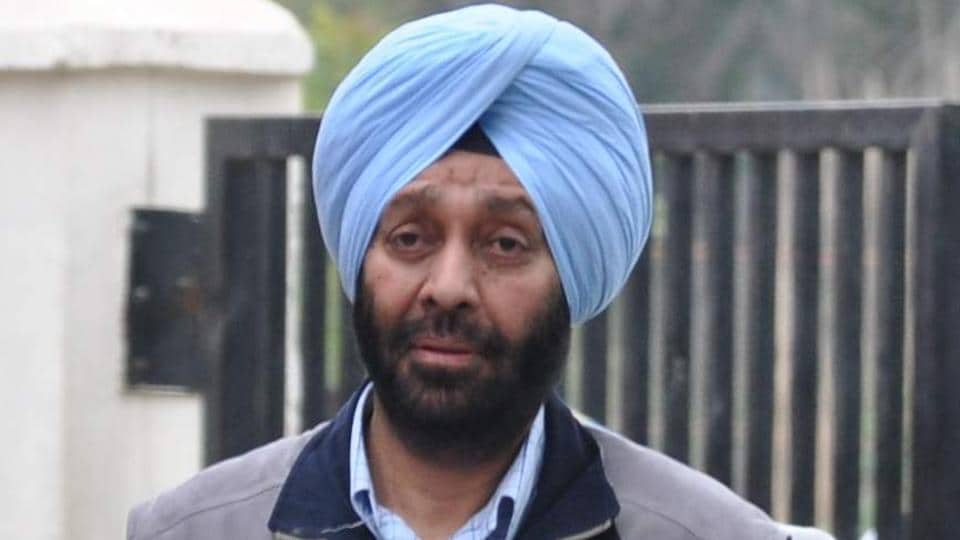 Former Indian Administrative Services (IAS) officer Mandeep Singh