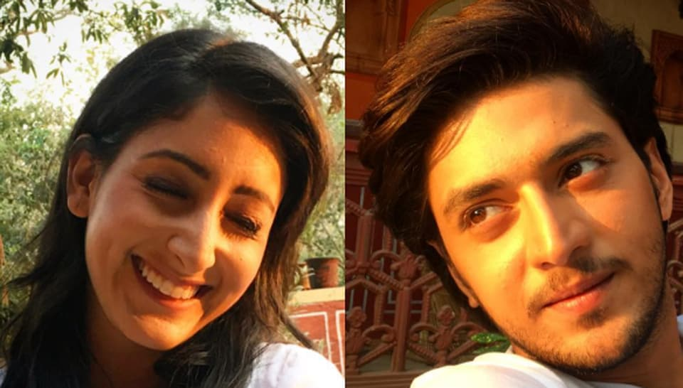 Actors Kinshuk Vaidya and Shivya Pathania  are working in the show titled - Ek Rishta Saajhedari Ka.