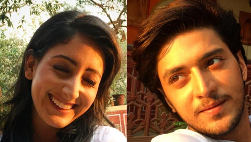 Actors Kinshuk Vaidya and Shivya Pathania  are working in the show titled - Ek Rishta Saajhedari Ka.