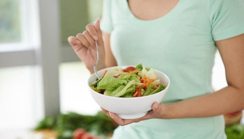 The study found that although the recommended five portions of fruit and vegetables a day reduced disease risk, the greatest benefit came from eating 800 gm a day.