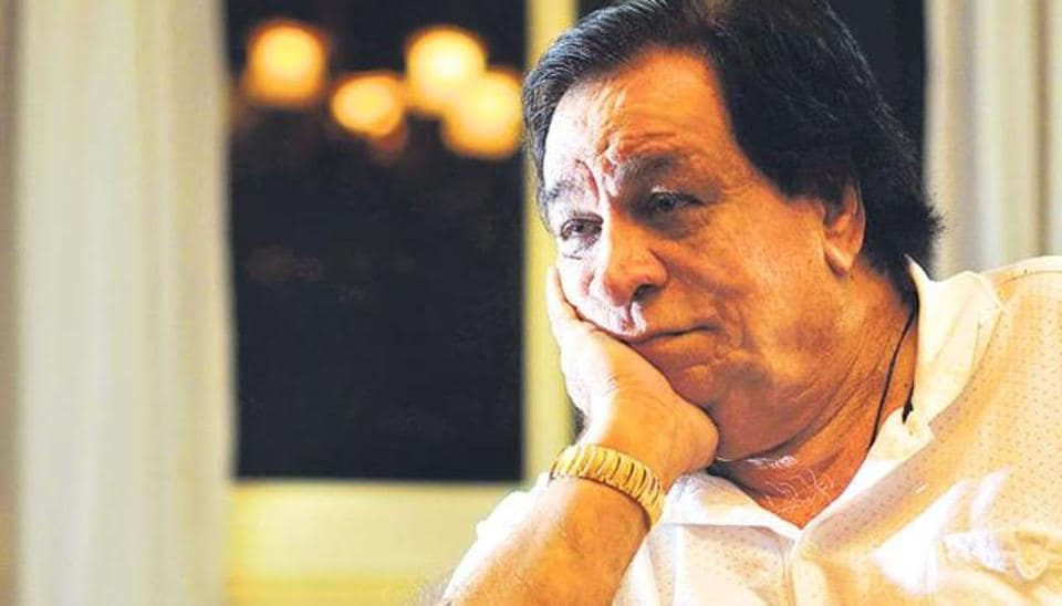 Kader Khan will soon be seen in Hera Pheri 3.