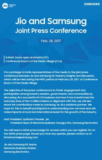MWC 2017,Mobile World Congress,Samsung