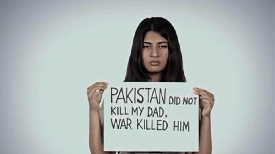 DU student Gurmehar Kaur began a social media campaign against ABVP after violence in Delhi University.