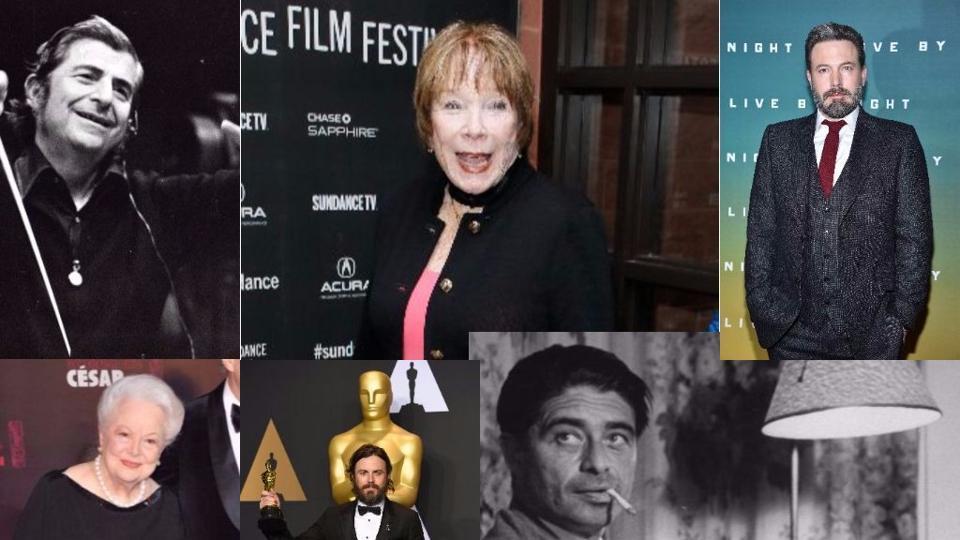 Oscars,Hollywood,Warren Beatty