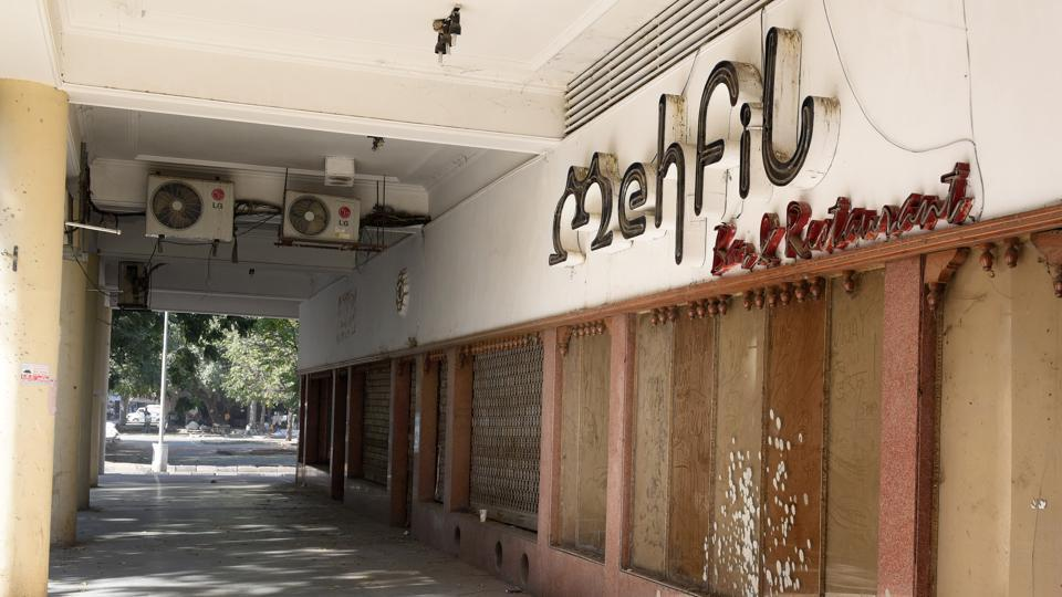 Reviving Chandigarh Sector 17,fall in footfall,administration