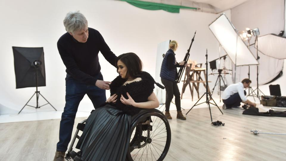 Wheelchair model,Taboos,Ukraine
