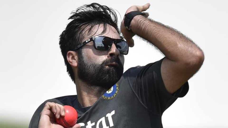 Parvez Rasool is the first cricketer from Jammu & Kashmir to be picked for the senior India team.
