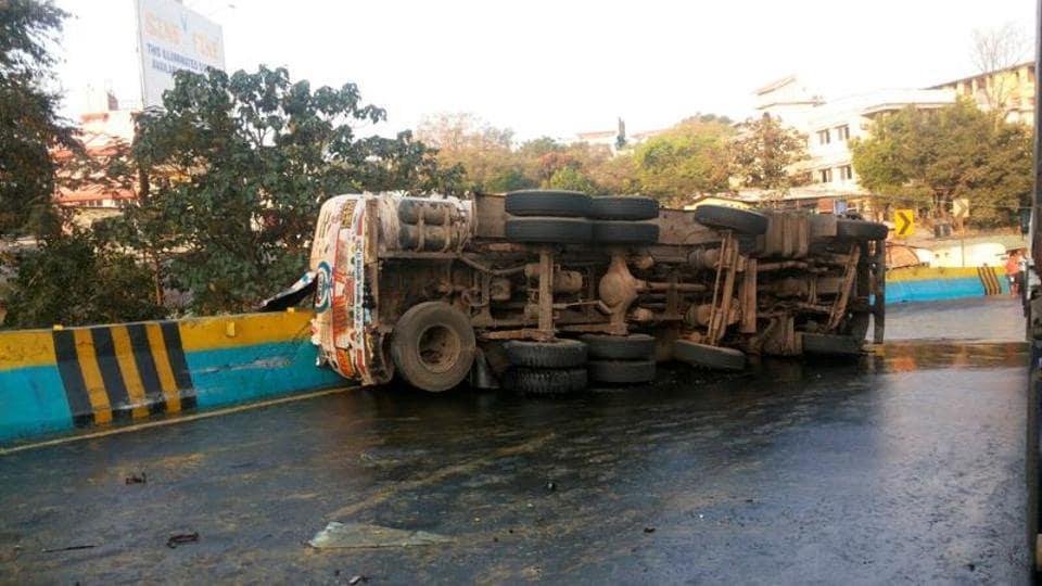 Assam,Oil tanker accident,Digboi
