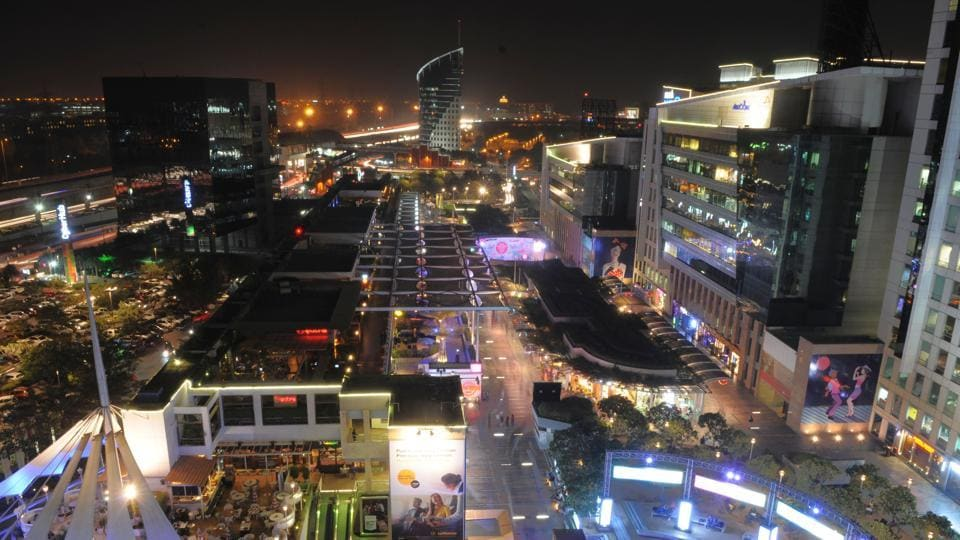 Several bars/pubs at Cyber City, CyberHub and Gateway Tower will be affected by the apex court order directing closure of liquor vends, bars and restaurants within 500 metres of state and national highways.