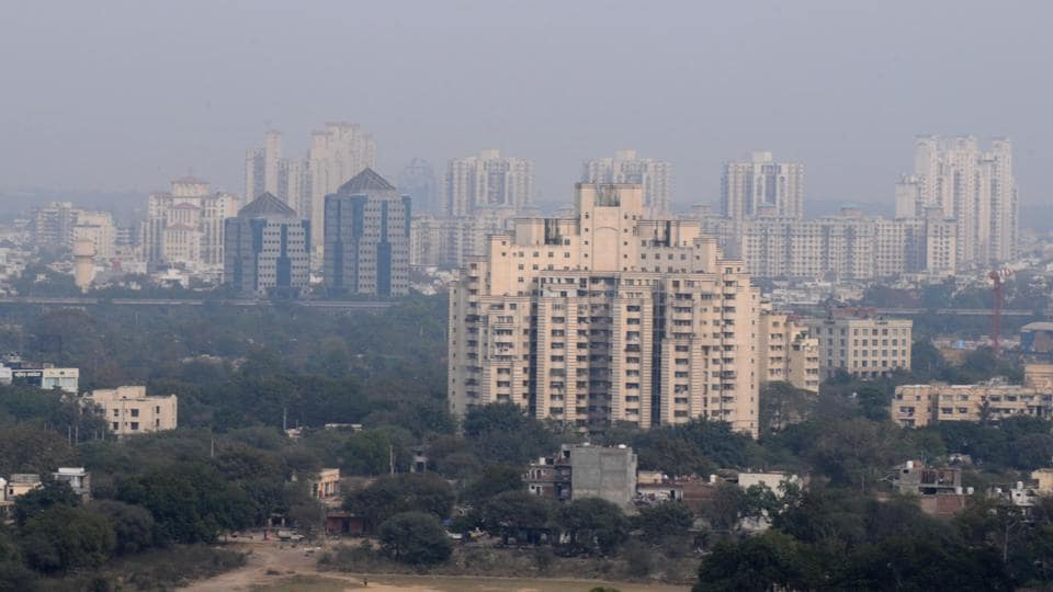 The air quality in Gurgaon had slipped to 'very poor' and 'severe' in the last three months.
