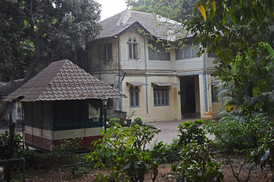 The bungalow at Byculla zoo is yet to be renovated.