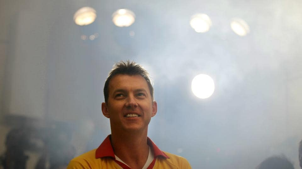 Brett Lee wants to use his fame for the right reasons.
