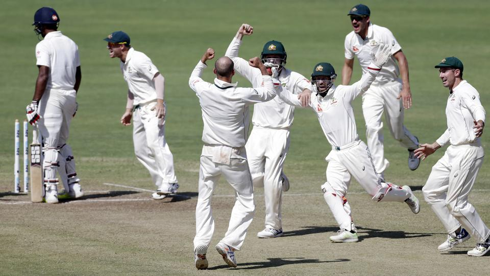 Australia defeated India by 333 runs in the Pune Test that finished within three days.