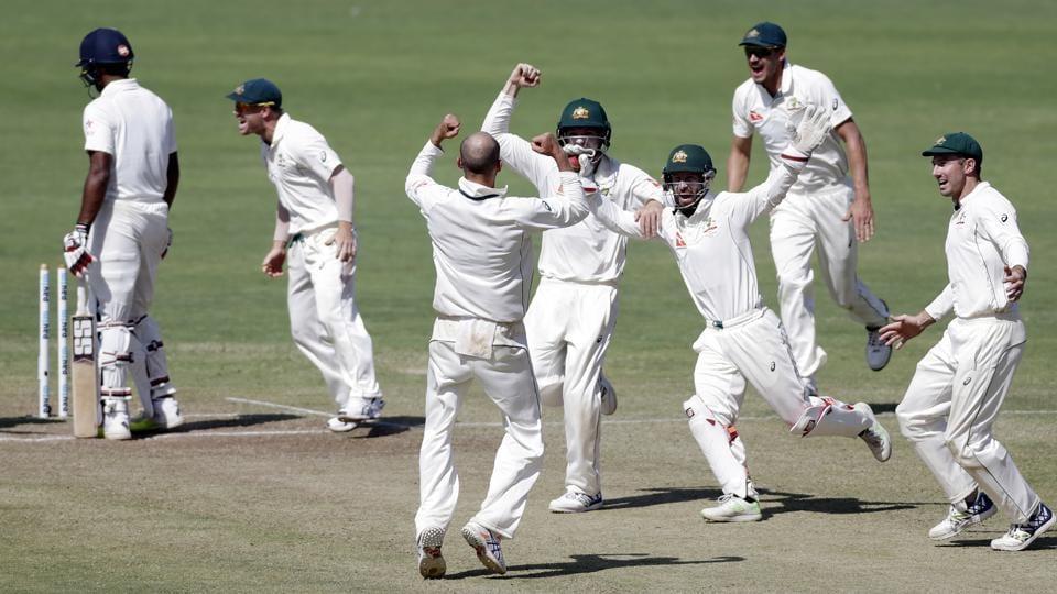 India vs Australia Test,Pune Test,ICC Match Referee
