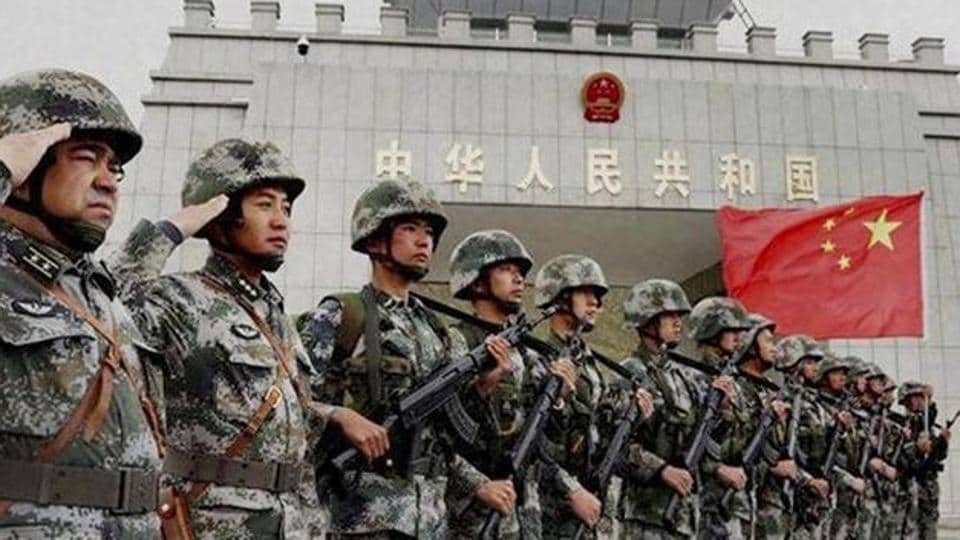 Chinese troops,Xinjiang city,Communist Party