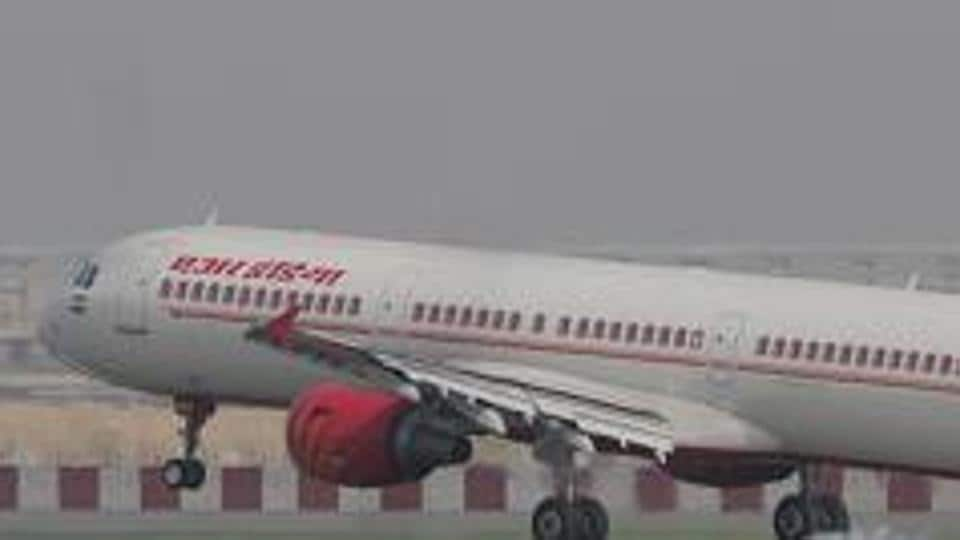 The AI 933 Delhi-Cochin-Dubai plane with 234 passengers onboard took off from Indira Gandhi International Airport on Monday at 5:36am.
