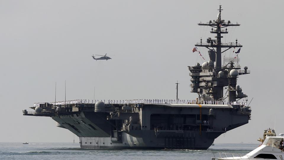 China,US Defence budget,Donald Trump