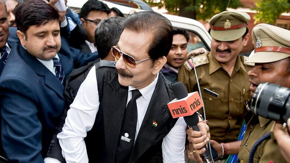 Subrata Roy was released in May last year, two years after he was sent to Tihar jail for defying orders asking him to appear in the top court.