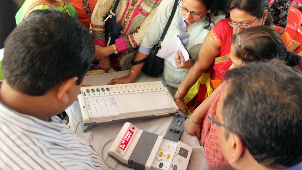 Some candidates who lost in recent Nashik civic elections alleged that EVMs were manipulated.