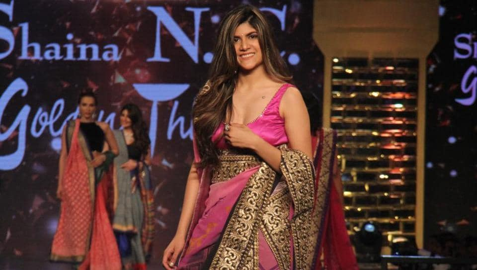 Singer Ananya Birla at the event.  (Pramod Thakur/HT Photo)