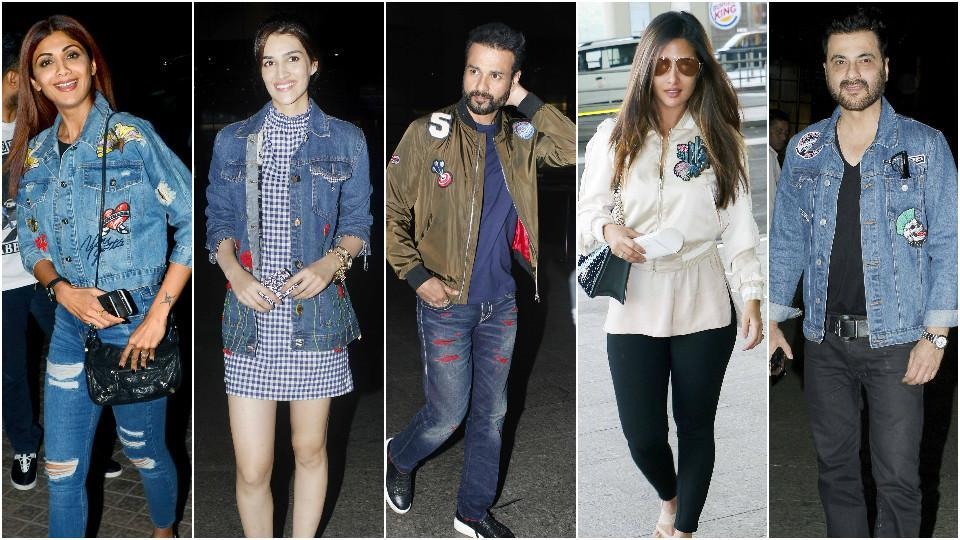 Patches go well with denims and other styles as well, and lend a kitsch factor to even the simplest of looks.