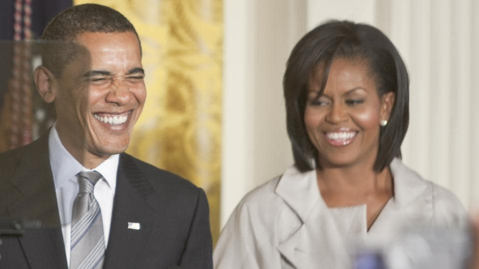 Barack and Michelle Obama,Penguin Random House Obama memoirs,Obama books