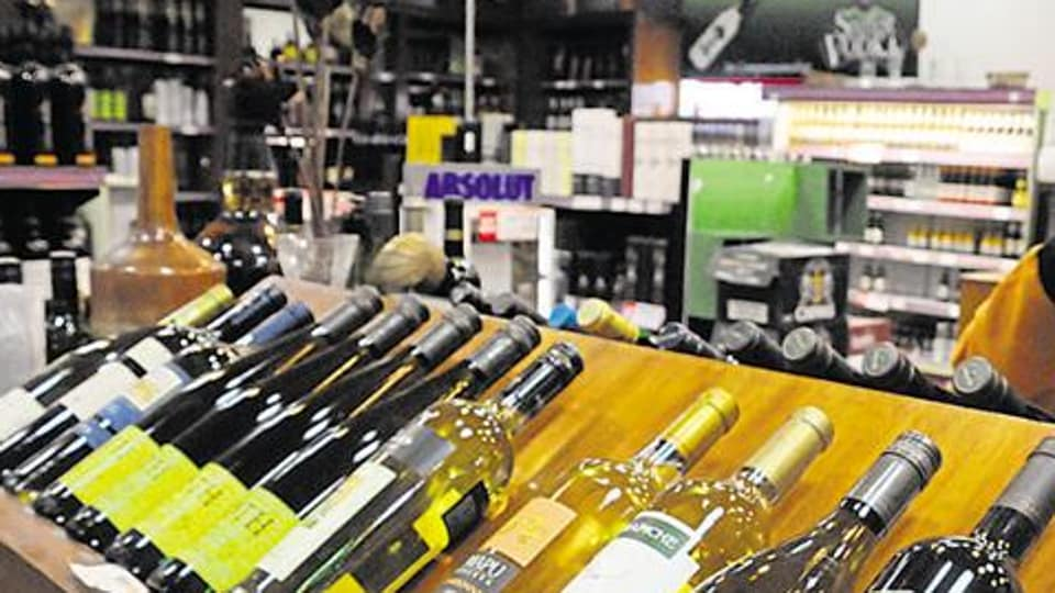 Of the stipulated target of Rs 380 crore, Star Wines and Royal Wines, in which the Garchas are main stakeholders, owe Rs 40.75 crore to the excise department, as per the notices served to these firms on February 21.