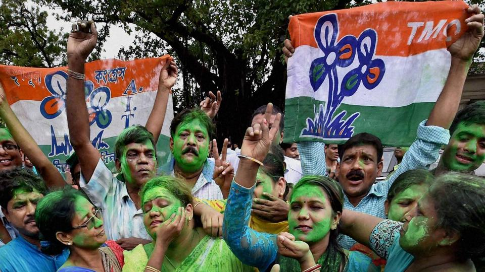 Seeking to play an important role in national politics ahead of parliamentary election, the Trinamool Congress is eyeing a 2012 repeat performance in Manipur.