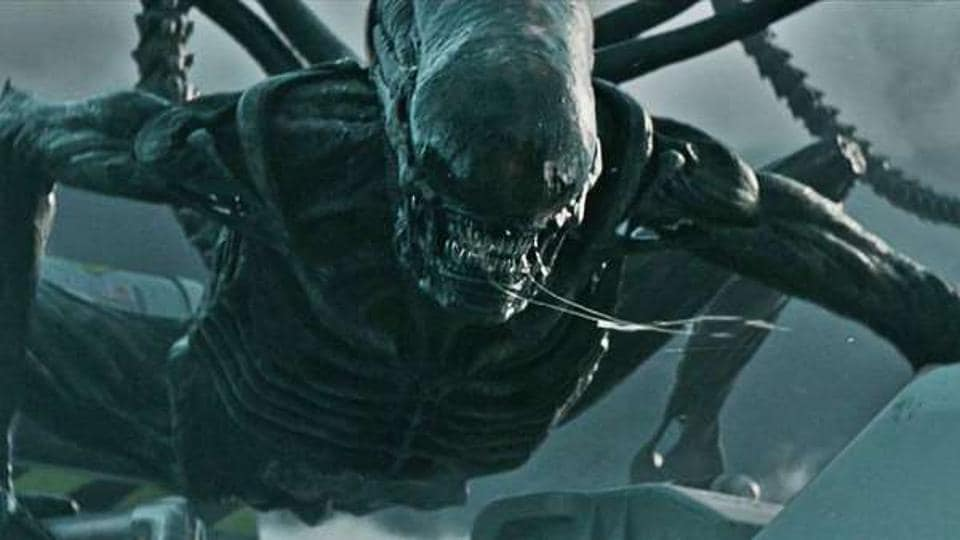 Alien: Covenant is scheduled for a May 19 release.