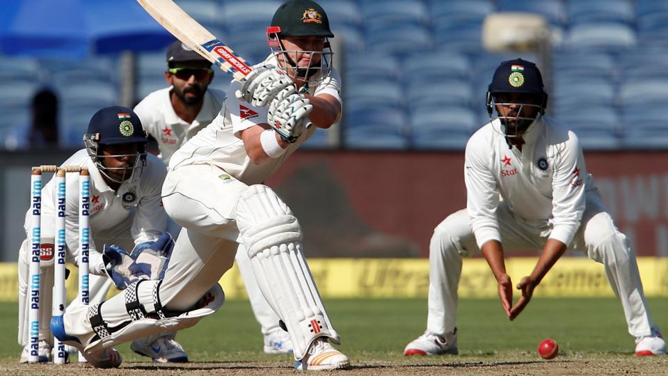 matt renshaw,david warner,india vs australia