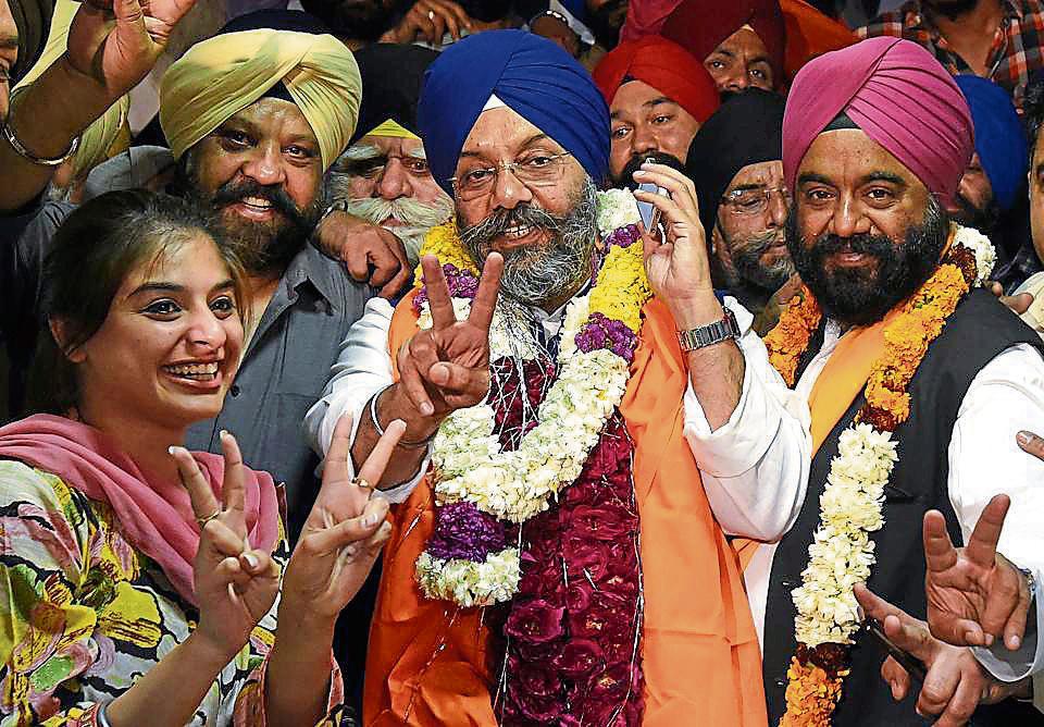 Manjit Singh GK,DSGMC,Delhi gurdwara polls