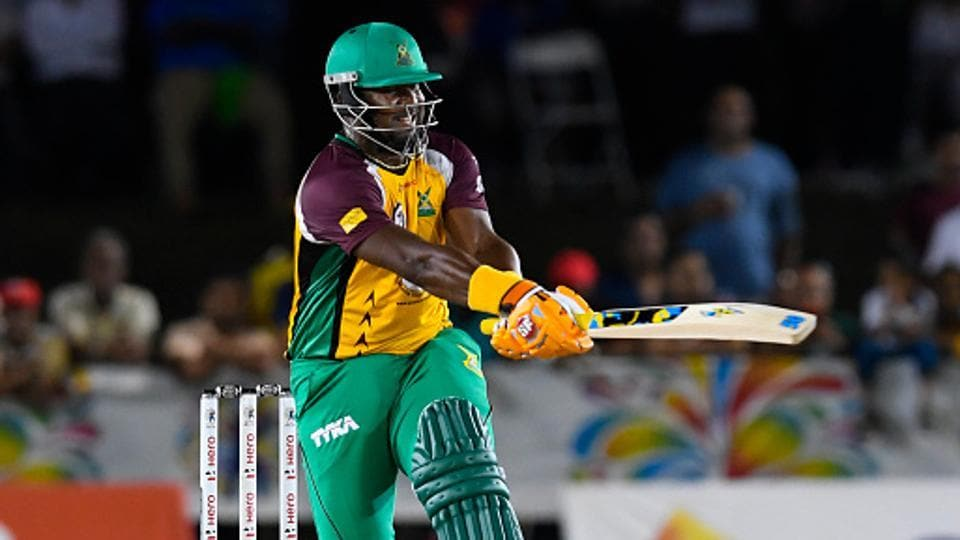 Dwayne Smith has not played for the West Indies cricket team since the 2015 World Cup. He currently plies his trade in the various domestic T20 leagues -- playing for Guyana Amazon Warriors (in pic)in the Caribbean Premier League, Islamabad United in the Pakistan Super League (PSL) and Gujarat Lions in the Indian Premier League (IPL).