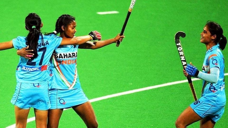 Indian women's hockey team recently clinched its maiden Asian Champions Trophy title.