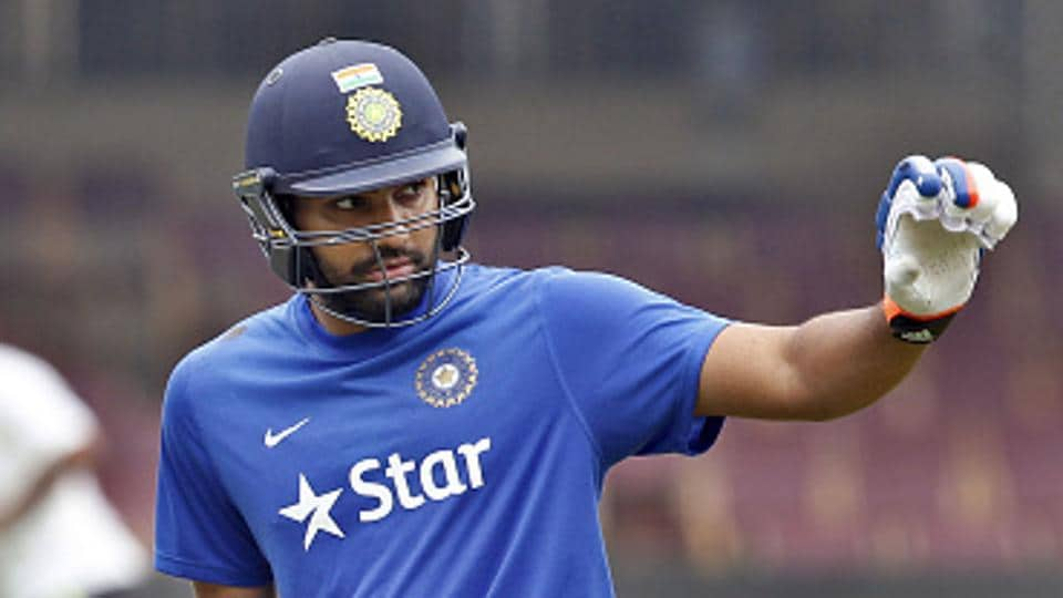 Rohit Sharma suffered a thigh injury during India cricket team's fifth ODI against New Zealand last November and has been out of action ever since, after undergoing a surgery on the injured thigh.
