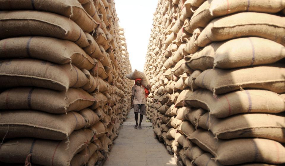 India is likely soon to impose an import tax of 25% on wheat