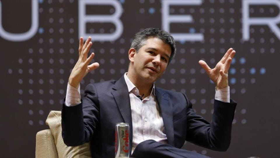 Uber,Travis Kalanick,Uber CEO