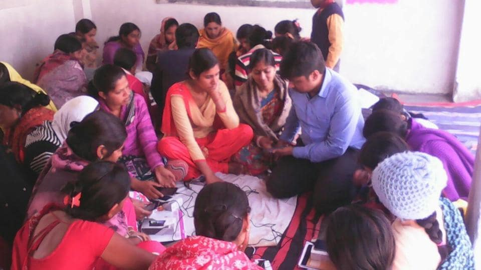 e-power,mobile wallet,Bihar women