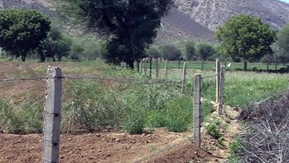 Forest department has put up electric fences in few villages situated on the periphery of Sariska Tiger Reserve in Rajasthan.