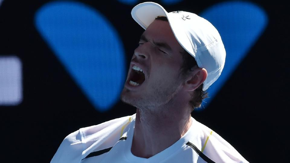Andy Murray is currently the world No. 1 tennis player. He suffered a fourth-round defeat at this year's Australian Open in Melbourne.
