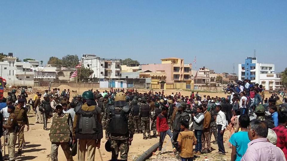 Ranchi,Section 144,Birla Maidan