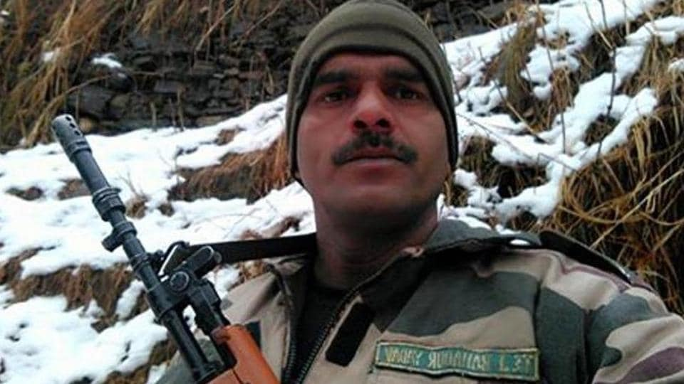 BSF trooper Tej Bahadur Yadav's self-shot videos about bad quality food served  to jawans had gone viral.