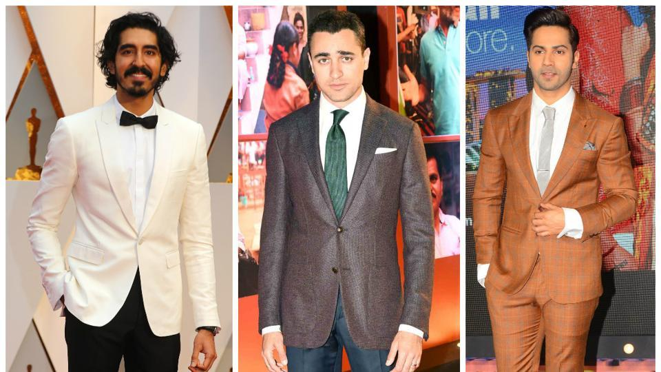 Just look at these suited-up men. It's time you take some style inspo.