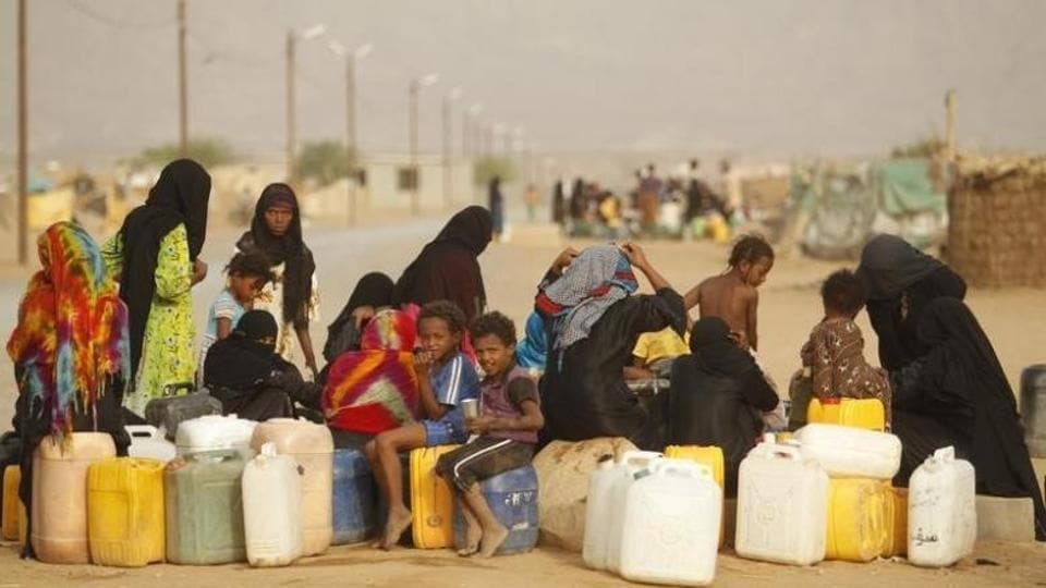 The UN's refugee (UNHCR) and migration (IOM) agencies on Wednesday said that more than 48,000 people had in recent weeks fled hostilities in Mokha and nearby Dhubab.