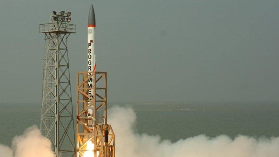 India has successfully test-fired its indigenously developed supersonic interceptor missile off the Odisha coast twice in around a month's time.