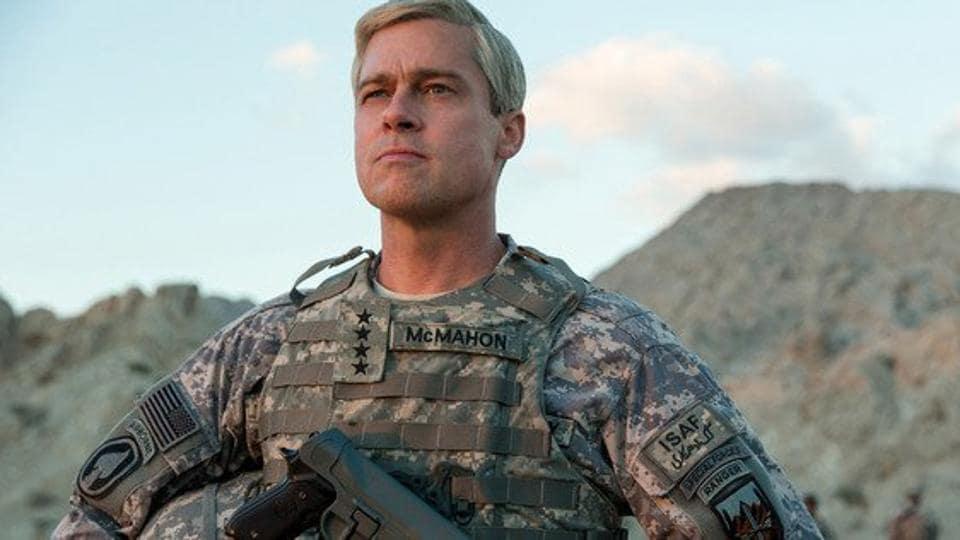 War Machine,War Machine Trailer,Brad Pitt