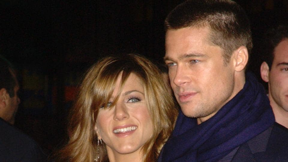 Brad Pitt and Jennifer Aniston were married for five years.