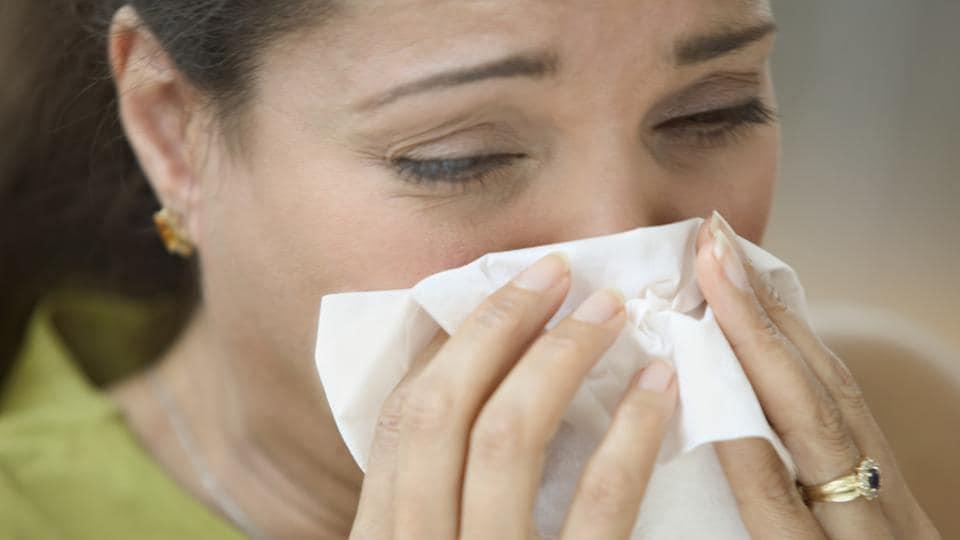 Probiotic combo,Seasonal allergies,Sneezing