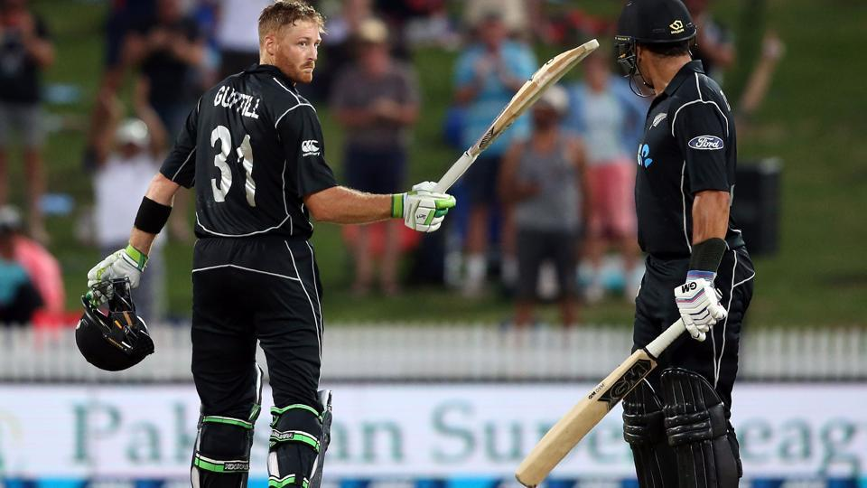 Martin Guptill scored 180* off 138 balls against South Africa to help New Zealand level five-ODI series 2-2.